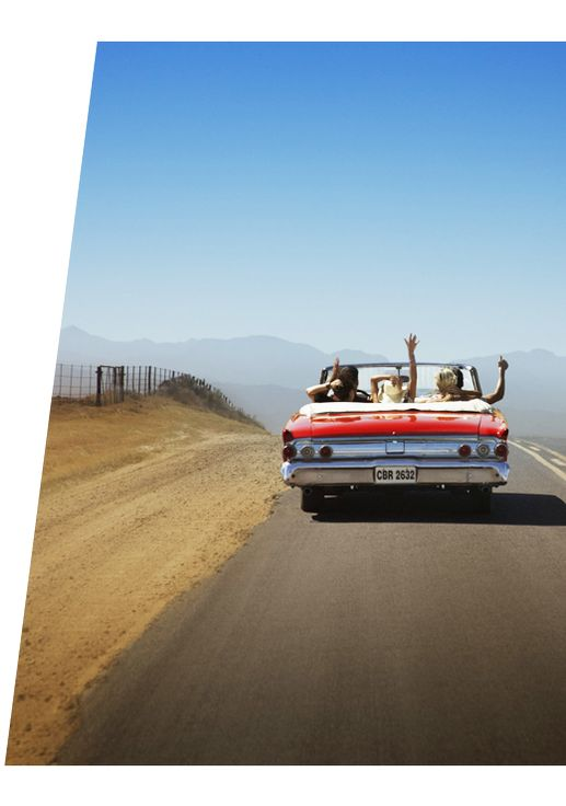 Holiday Rentals Travel by Car
