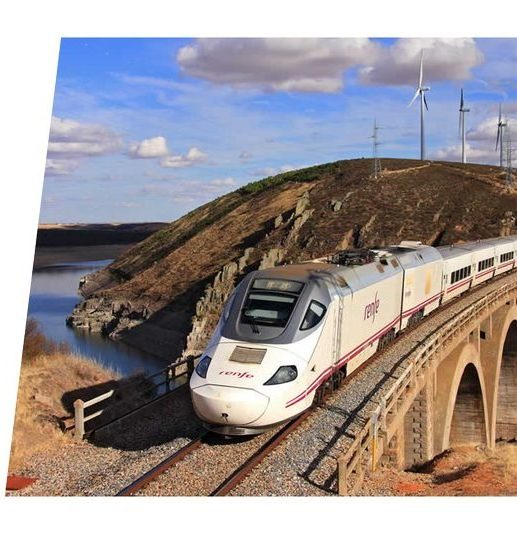 Holiday Rentals Travel by Train